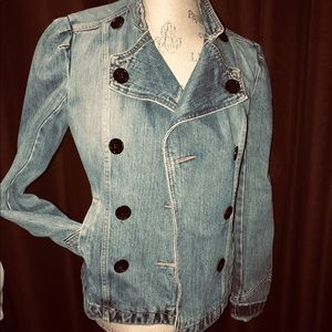 Authentic Marc Jacobs Jean jacket